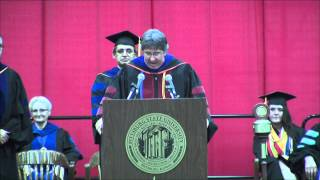 SP 2014 Graduation Ceremony - College of Business / Arts & Sciences