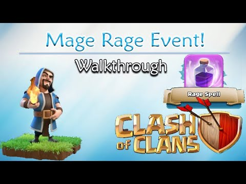 Clash of Clans - Mage Rage Event Tutorial thumbnail