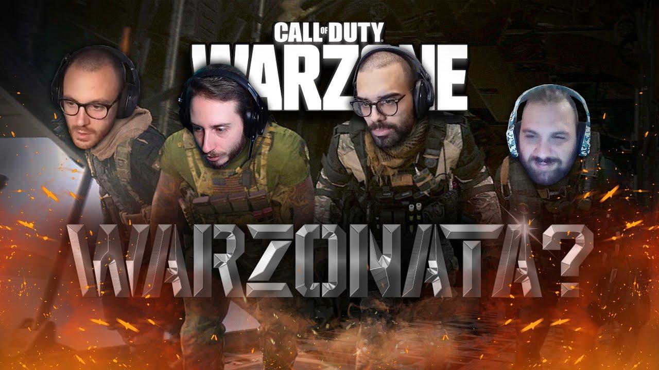 La prima volta di Dario Moccia su Warzone (feat Tomodachi Crew)