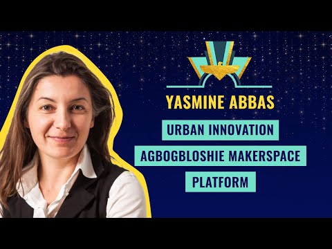 Urban Innovation — Agbogbloshie Makerspace Platform by Yasmine Abbas