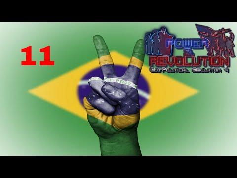 Power and Revolution (Geopolitical Simulator 4) Brazil Part 11