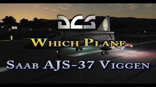 DCS - Which Plane - Saab AJS-37 Viggen