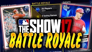 CAN I GO 12-0?! MLB The Show 17 | Battle Royale