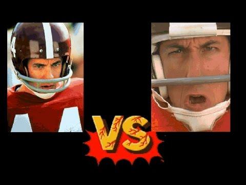 Forrest Gump vs Bobby Boucher SOLVED