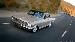 #131. Chevy Nova SS 1964 (RETROCAR)(TUNING RETRO CAR THE BEST TOP GEAR