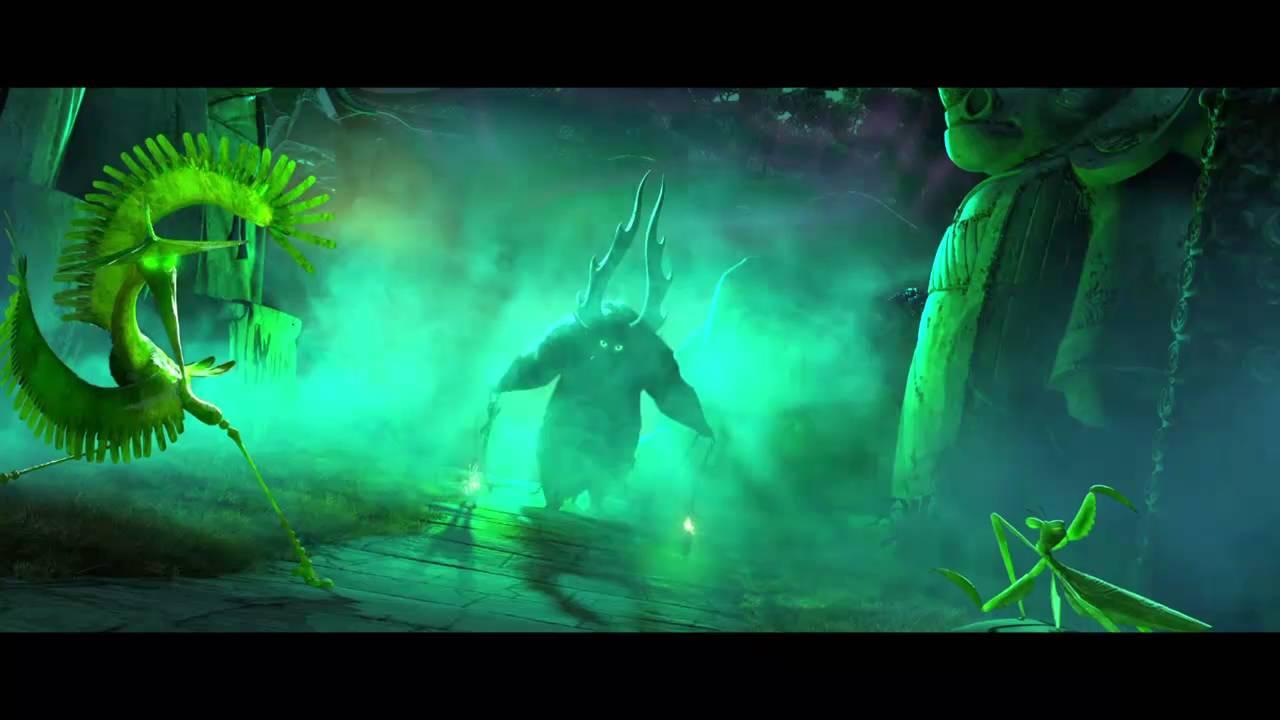 Kung Fu Panda 3 - Kai Themesong 2 - YouTube