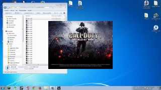 Como descargar Call Of Duty World At War (Torrent)