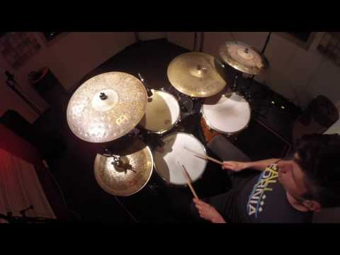 Earth Wind & Fire - Jupiter // Drum Cover by Christian Schmid