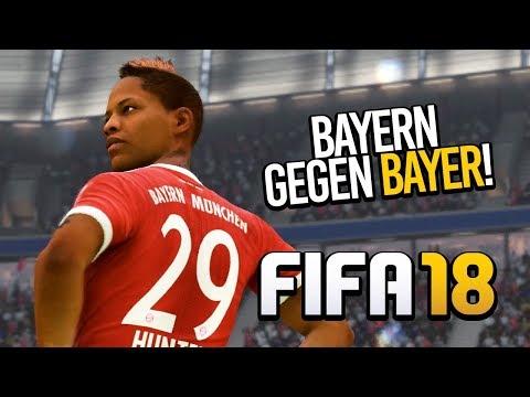 FIFA 18 ⚽️ 035: BAYERN gegen BAYER Leverkusen
