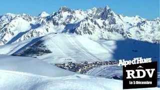 Alpe d'Huez - RENDEZ-VOUS LE 05 DECEMBRE 2015