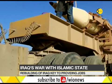 Iraq reconstruction after war against Islamic State to cost $88 billion
