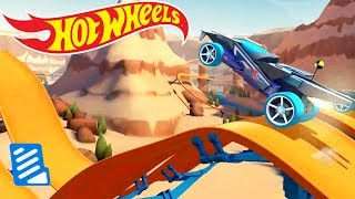 Hot Wheels: Race Off - Daily Race Off And Supercharge Challenge #22 | Android Gameplay |Droidnation
