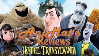 Hotel Transylvania - AniMat's Reviews