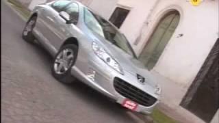 Test Nuevo Peugeot 407 SV Sport HDi