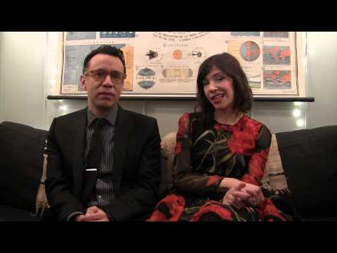 "Tales from Set: Fred Armisen and Carrie Brownstein on ""Portlandia"""
