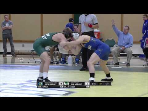 NCAA DI Wrestling: South Dakota State at Utah Valley University