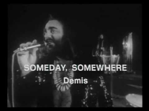 Demis Roussos - Someday Somewhere 1974 HQ video + audio link