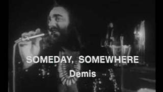 Demis Roussos - Someday Somewhere 1974 HQ video + audio link