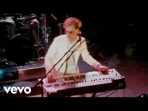 Thomas Dolby - Puppet Theatre (Live)