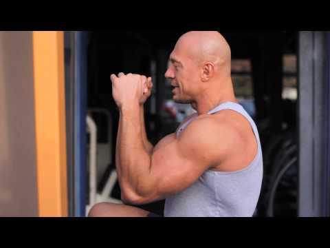 Трицепс - упражнения и особенности тренировки — SportWiki