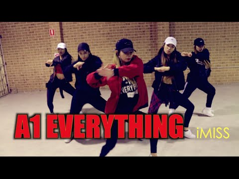 A1 Everything - iMISS CHOREOGRAPHY | IMI DANCE