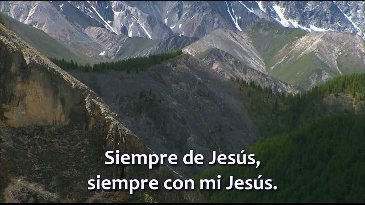 Siempre de Jesus | HD 1080p