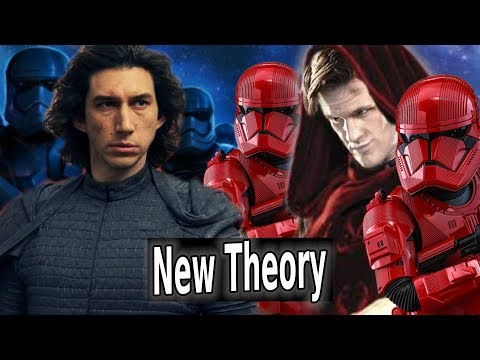Episode 9 Theory: Kylo VS the Knights of Ren & Sith Explained