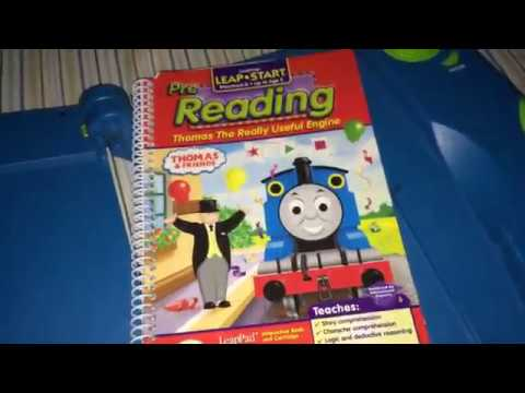 LeapPad: Thomas The Really Useful Engine #1