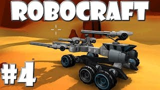 ROBOCRAFT #4 Keep On Rolling