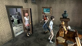 Resident Evil Outbreak File #2 ONLINE Wild Things Very Hard [HD 1080p50]