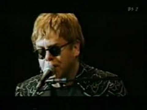 Elton John - I Want Love (Live)