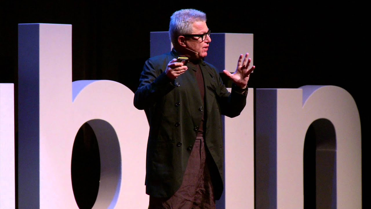 Architecture is a language daniel libeskind at tedxdublin for R language architecture