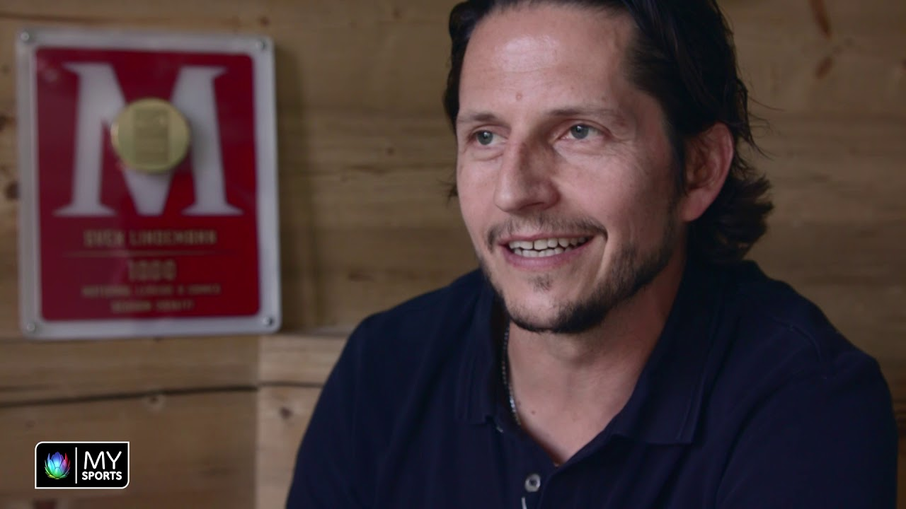 Hockey 360° - Back to the roots mit Sven Lindemann