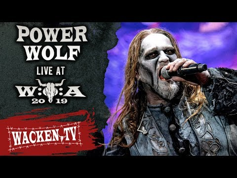 Powerwolf - 3 Songs - Live at Wacken Open Air 2019