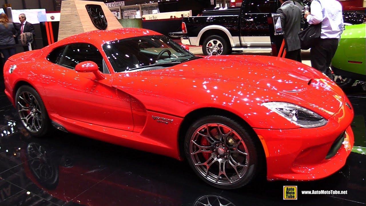 2015 Dodge Viper GTS - Exterior and Interior Walkaround - 2015 ...