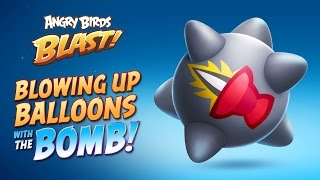Angry Birds Blast The Bomb Booster