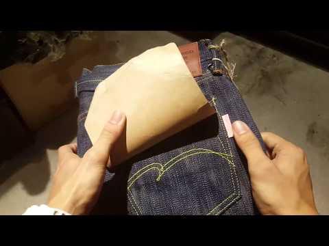 Studio d artisan Ai Don't Fade  กางเกงยีนส์ที่ไม่มีวันเฟด (Review Denim รีวิวยีนส์หยุ่น))