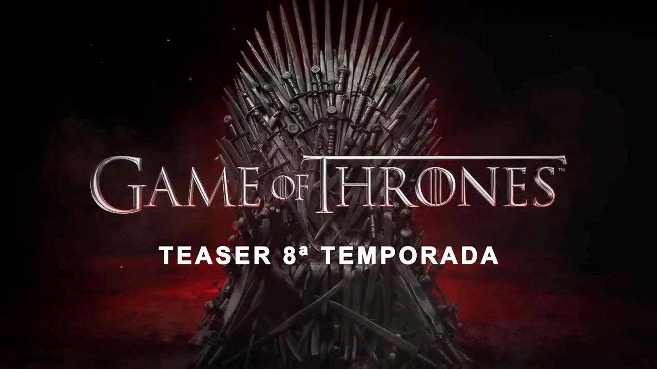 Game of Thrones • Teaser 8ª Temporada (legendado)
