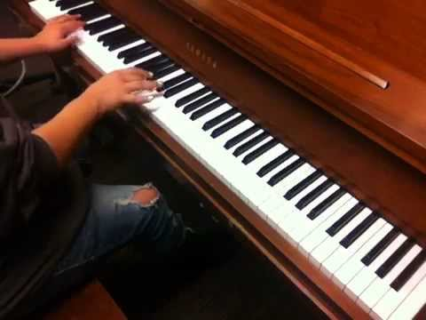 Marry You - Bruno Mars (Piano Cover)