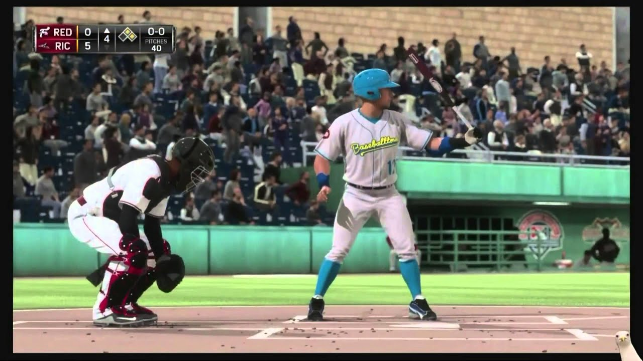 how to hit in mlb the show 13