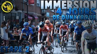 4 jours de Dunkerque 2018 Etape 2 - Immersion avec la Direct énergie et Vital concept
