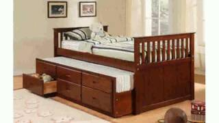 Captains Bed Trundle