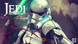 Jedi Knight: Jedi Academy - Odcinek 3 [HOLOCRON PLAY]