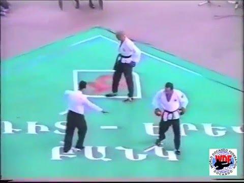USA -ARMENIA  DOCANDO  CHAMPIONSHIP  O7 NOV 1998