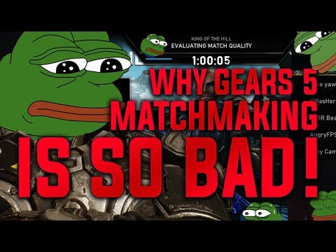 WHY I HATE MATCHMAKING - A CSGO STORY from YouTube · Duration:  9 minutes 27 seconds