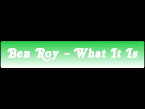 Ben Roy - Mixtape preview