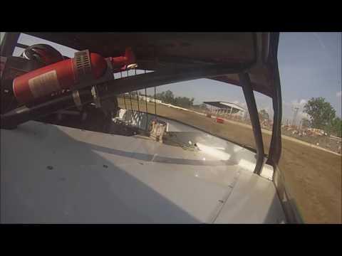 Fremont Speedway Dirt Truck Hotlaps 6-11-2016