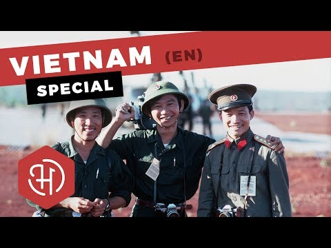 [Vietnam] Vietminh, Vietcong and the difference