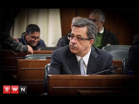 ICYMI Crucial moments in Joostes Parliamentary questions