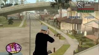 GTA San Andreas - #40: HYDRA!!